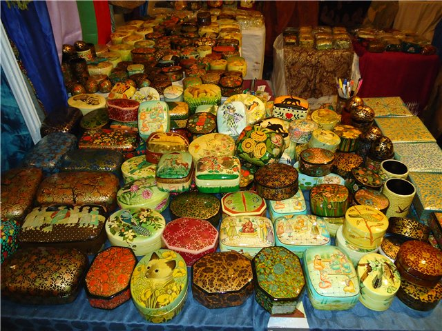 Самара: Индийская выставка 7e1597640708