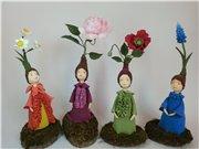 Цветы ручной работы из полимерной глины - Страница 5 7ca57840030dt