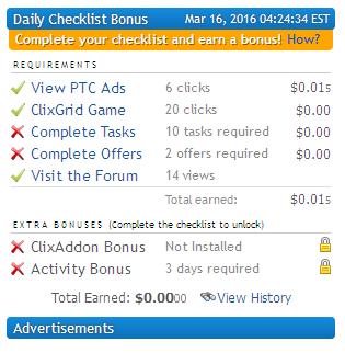 clixsense.com - опросы от 0.6 до 3$ и клики до 0.02$ 8f41f2825042