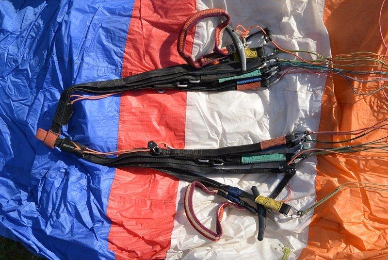 Продвинутый универсальный  параплан от производителя SWING (GERMANY) модель MISTRAL 4  2006 г/в 6748772c4311