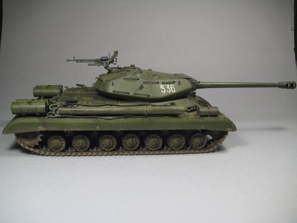 ИС-4М. Забайкальский ВО. 1962 год 26269c970dc2
