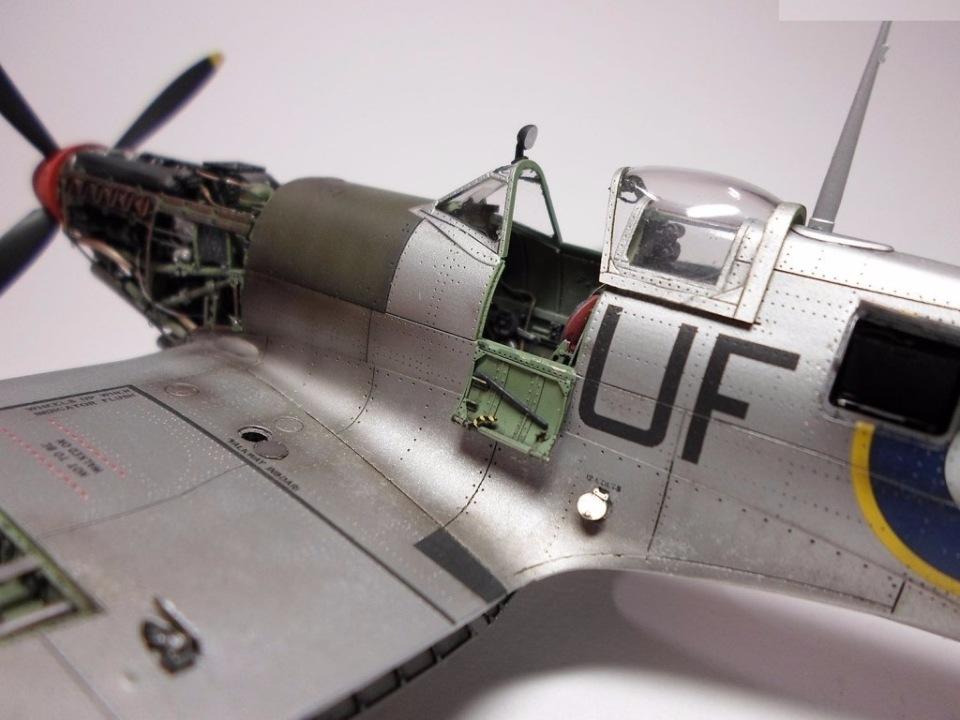 Supermarine Spitfire Eduard 1/48 65d5e205e1d5