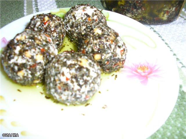 Лябани -2. Лябани в оливковом масле. Арабская кухня 36d3db497df6