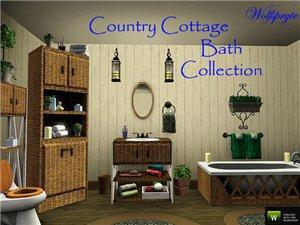 Ванные комнаты (деревенский стиль) Dda816a06f48