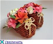 Цветы ручной работы из полимерной глины - Страница 4 46ba5d2ac4a9t