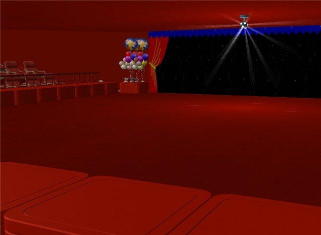 Цирковая арена (зрительный зал)  75889a055d2b