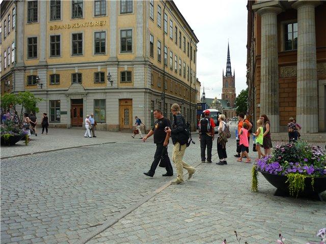 В Стокгольм по Балтийскому морю 90a86bed380f