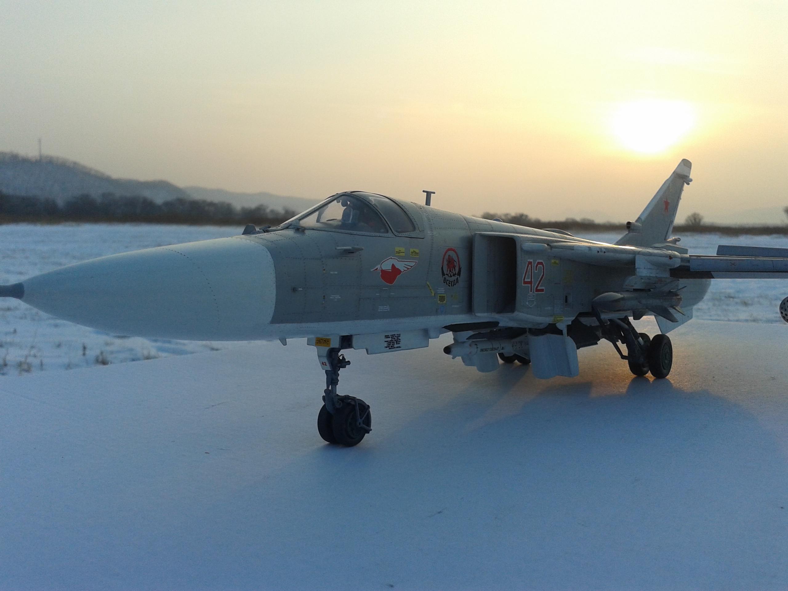 Су-24М 1/48 (TRUMPETER) 32d588069a0c