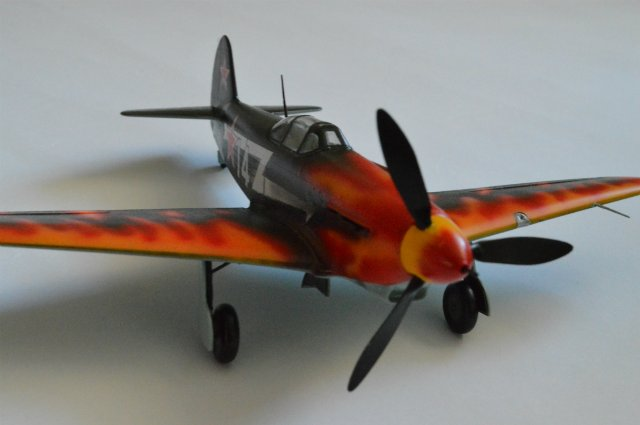 Як-9Т (ARK models) 1/48 1648d6ea9b68
