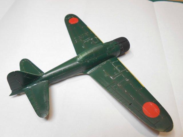 A6M2b Zero (Airfix) 1/72 Dd47de776335