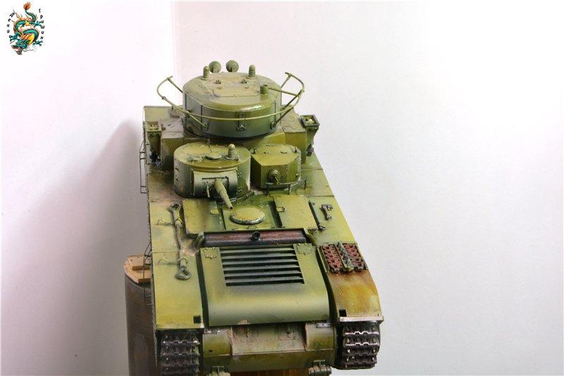 Soviet T-35 Heavy Tank Hobby/Boss 1/35 Ec434a8cec68