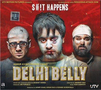 Дельфийский живот / Прогулка по Дели / Delhi Belly 02b8a0d73c4b