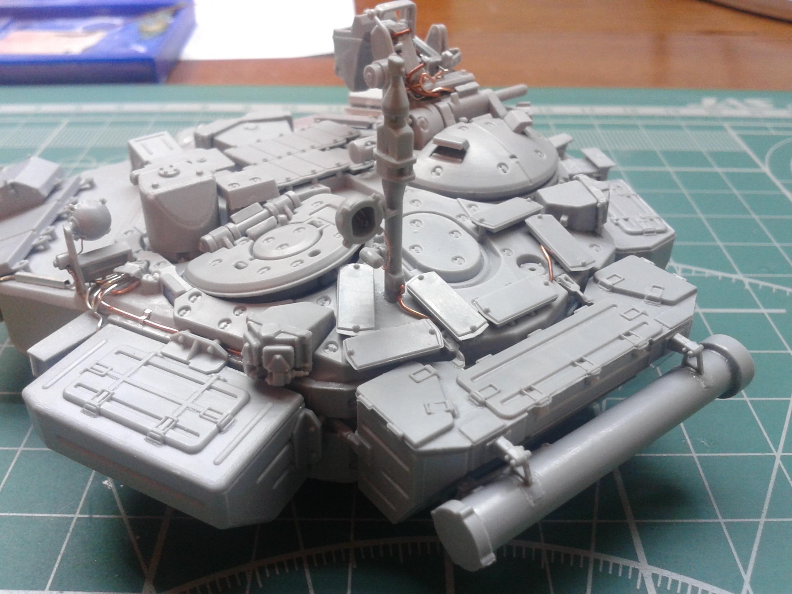 Т-90 1/35 (ЗВЕЗДА) 4d281a997d62