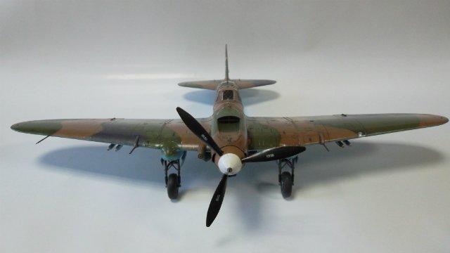 Ил-2, масштаб 1/48, (Tamiya 61113). 9107bc6b0eec
