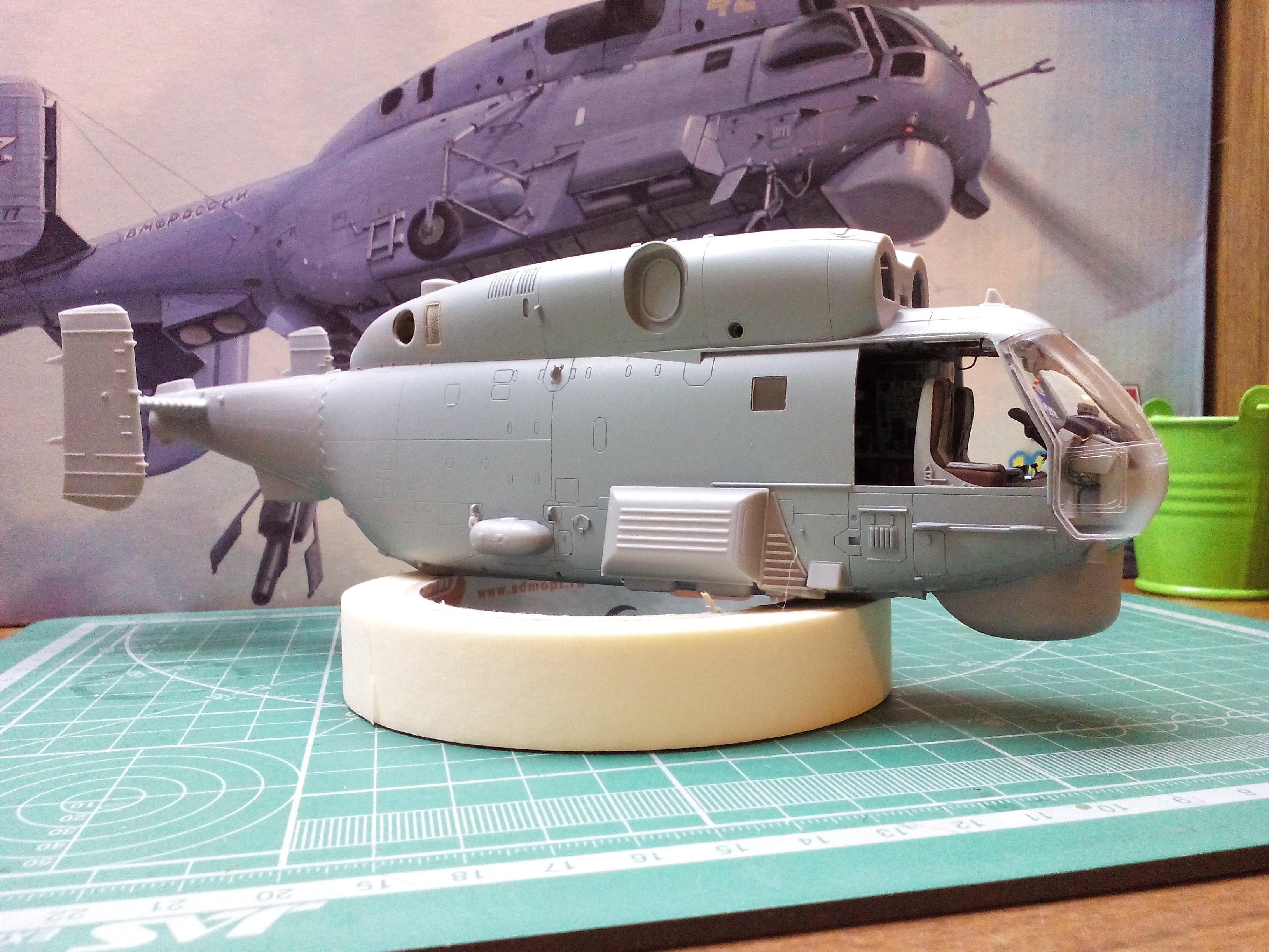 Ка-27ПЛ 1/48 HOBBYBOSS - Страница 3 A3338660ca53