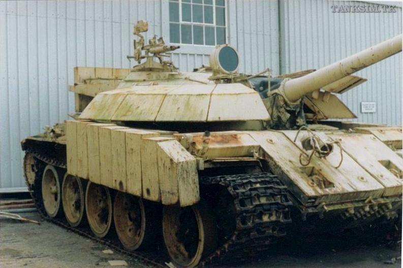 Т-55 «Enigma» TAMIYA + VoyagerModel PE 35460 1/35 58ee60e9829f
