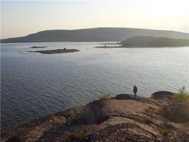 Гранаты, Белое море и острова 7f3f4913f84b