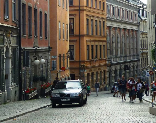 В Стокгольм по Балтийскому морю 42de63a54e36