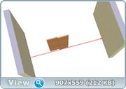 Моделирование дверей с криволинейным окном в полотне 5edb72b31125