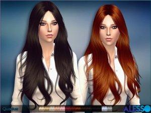 Женские прически (длинные волосы) - Страница 3 2653b600e8d3