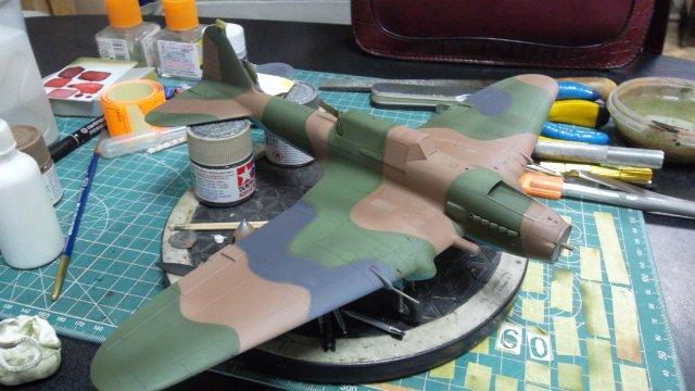 Ил-2, масштаб 1/48, (Tamiya 61113). 75baf12315e2