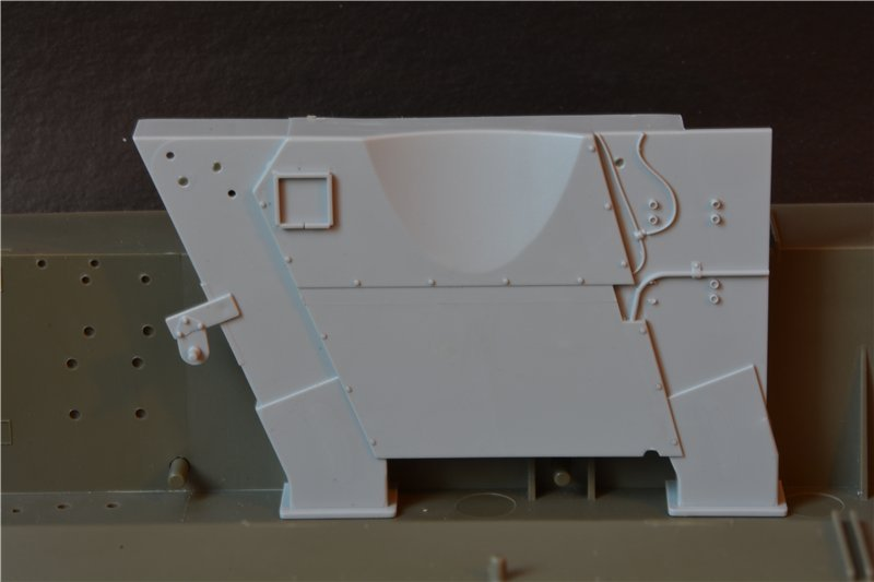 Т-34/85 model 1944г. Factory №. 174 маштаб 1/16 Trumpeter 58e90f67ed76