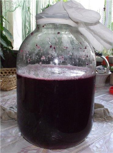 """Ягодное вино """"Рубин"""" D012232c7d6e"""