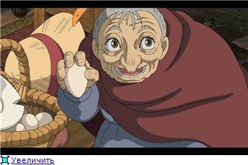 Ходячий замок / Движущийся замок Хаула / Howl's Moving Castle / Howl no Ugoku Shiro / ハウルの動く城 (2004 г. Полнометражный) Bdbe380fc02ct