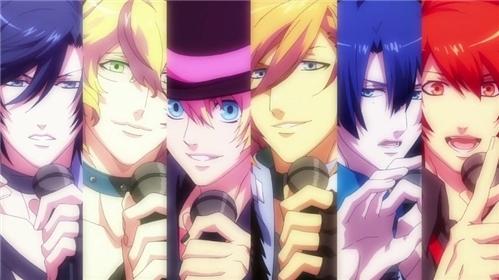 Поющий принц: реально 1000% любовь / Поющий принц: реально 2000% любовь / Uta no Prince-sama: Maji Love 1000% / Uta no Prince-sama: Maji Love 2000% (2011 - 2014 гг., 2 сезона) 1ee66dc1eb9a