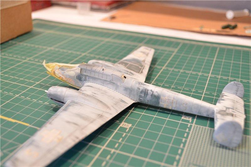 Bf-110 C-4/B (Airfix)  1/72 0dbd9c462e30