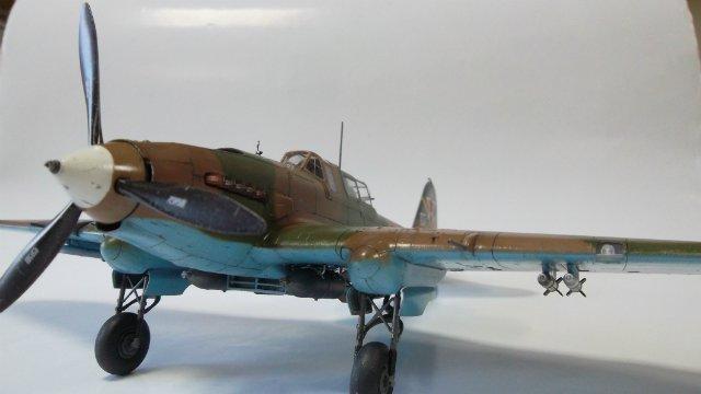 Ил-2, масштаб 1/48, (Tamiya 61113). F90a29c82cad