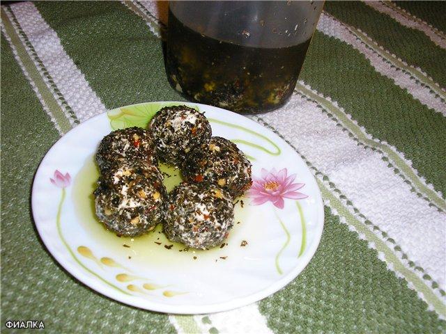 Лябани -2. Лябани в оливковом масле. Арабская кухня Aad6ba27161d