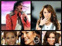 ამერიკელი მომღერლები