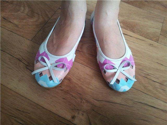 Ну очень бюджетная обувь, хвастаемся 99bdbe9e767a