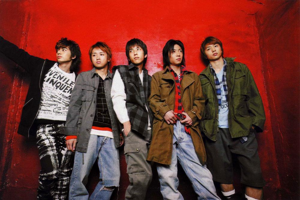 ARASHI. Радужные мальчики - 3 - Страница 2 Ab4f0bd78c33