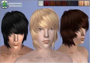 Мужские прически (короткие волосы, стрижки) - Страница 3 C38a707e3420