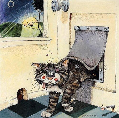 Сама по себе гулёна (о кошках) - Страница 2 8ca7da75a775