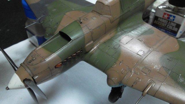 Ил-2, масштаб 1/48, (Tamiya 61113). 420ee2ffe27d