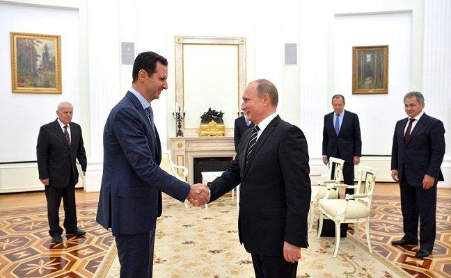 Россия хочет захватить весь мир помогая Сирии? E2df73929151