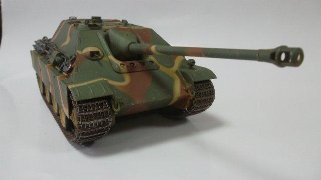 Jagdpanther, 1/35, («Tamiya» 35203). 7bf43c2972b1