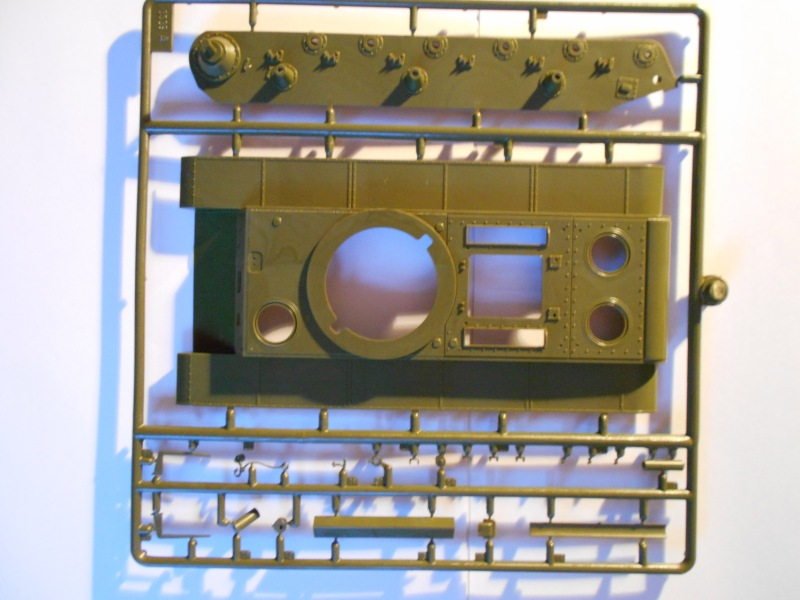 Обзор КВ-1 Звезда №3539 и Арк-модел №35033 7648f2777aa9