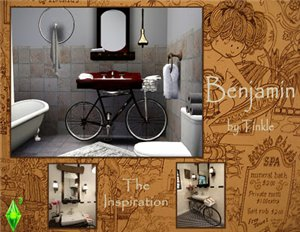 Ванные комнаты (антиквариат, винтаж) 6c589d3b18d9