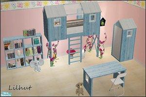 Комнаты для детей и подростков - Страница 6 46c682a2e098