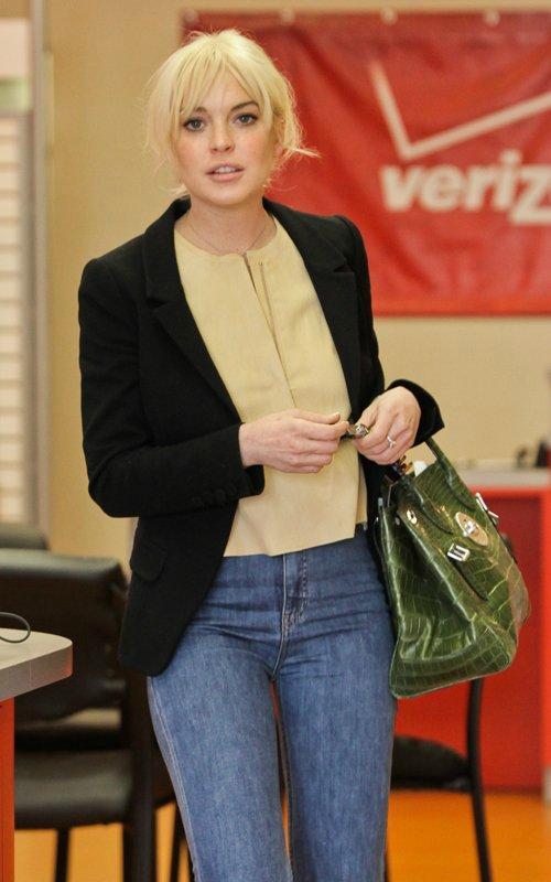 Lindsay Lohan - Страница 3 7fe6e750e389