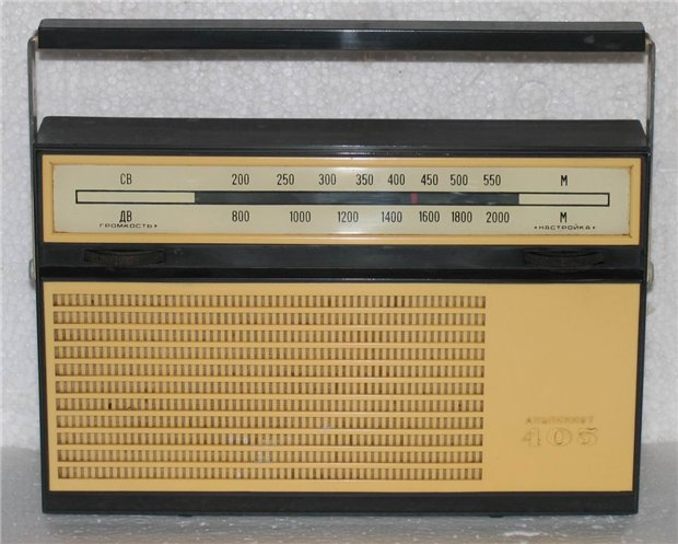 Старое радио 36dc3bca11f0