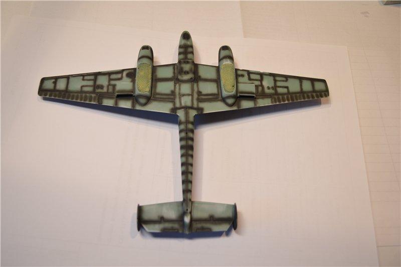 Bf-110 C-4/B (Airfix)  1/72 29ba53fad384