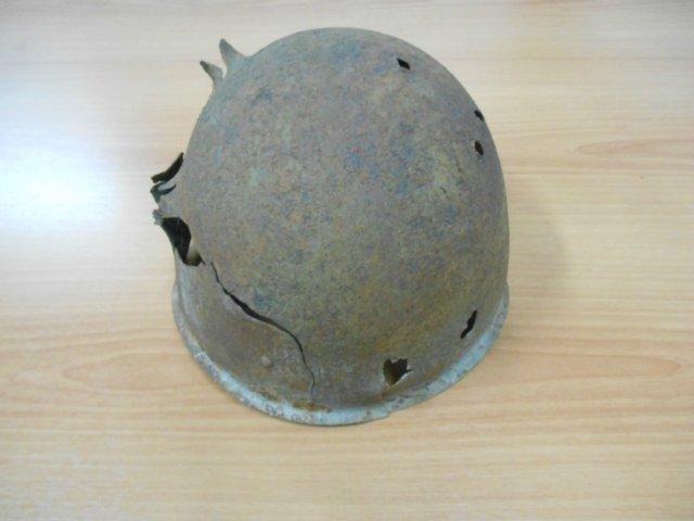 Шлем стальной обр. 1940 г. (СШ-40) 2809d713d40a