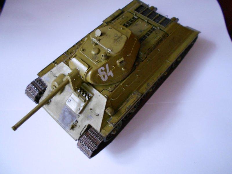 Т-34/76 Красное Сормово 1/35 (Моделист) 7f28478d3e34