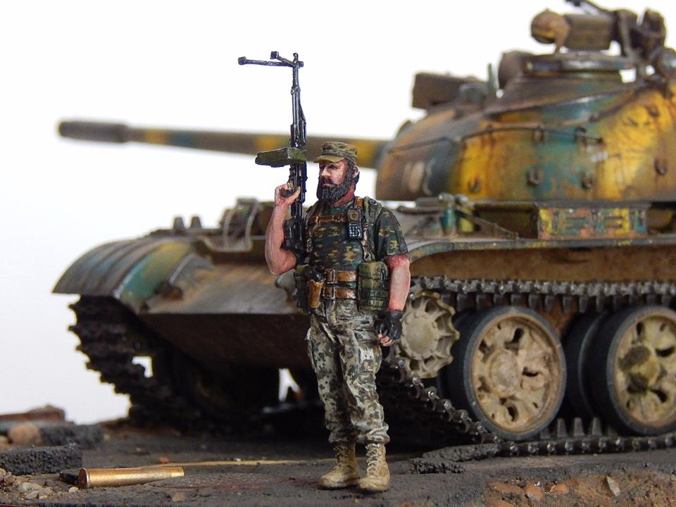 Сирийский Т-55А 97784ca71ee9