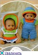 Вязанная одежда для кукол 4482f7ccdef4t